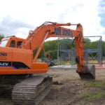 Plant Hire, Groundwork, NM Jones Plant and Groundworks Limited, Corsham, Wiltshire