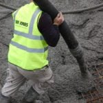 Cement, Concrete, Groundwork, NM Jones Plant and Groundworks Limited, Corsham, Wiltshire
