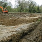 Groundwork, South Wraxhall, NM Jones Plant and Groundworks Limited, Corsham, Wiltshire