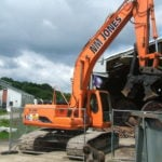 Plant Hire, Groundwork, Ark, NM Jones Plant and Groundworks Limited, Corsham, Wiltshire